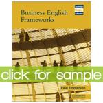 Business English Frameworks Pdf