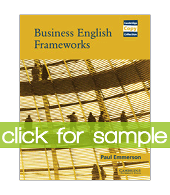 business-english-frameworks-sample